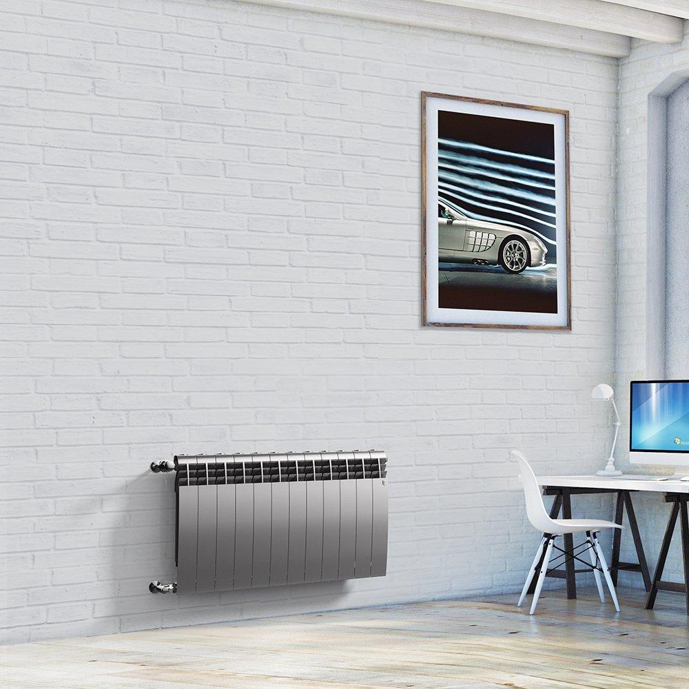 Радиатор 500 в интерьере